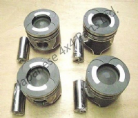 Isuzu Trooper 3.0DTi - UBS73 - 4JX1 (1998-2004) - Engine Piston + Pin Set Std. (4)